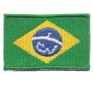 Bandeira P/ Faixa de Especialidades - Brasil-499663480