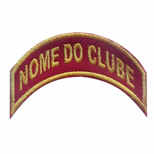 Tira com o nome do Clube – DBV