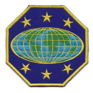 Emblema LD1 - Octôgono-531639158