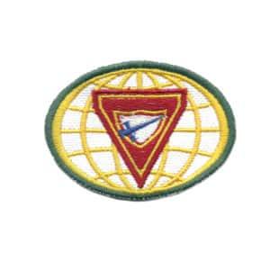 Emblema D2 - Globinho Branco-955250231
