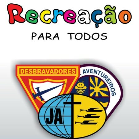 Logo Recreação para todos
