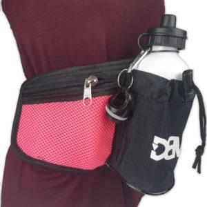 Pochete de cintura DBV - Preto com Pink