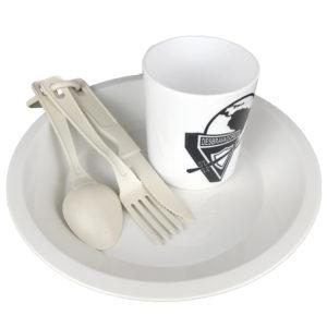 Kit de utensílios DBV em Polímero - Branco-468111786