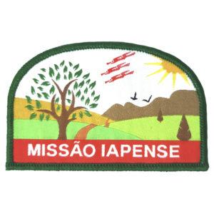 Emblema de campo - Missão IAPENSE