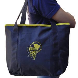 Bolsa tiracolo d4 amarelo