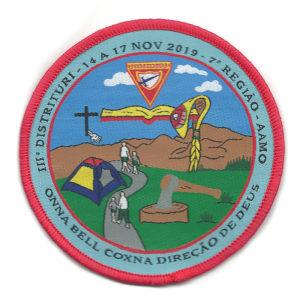 Trunfo III Distrituri - 7° Região AAMO-610742451