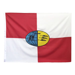 Bandeira JA Ingles