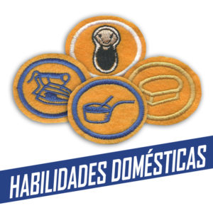Habilidades Domésticas - DBV-1245670108