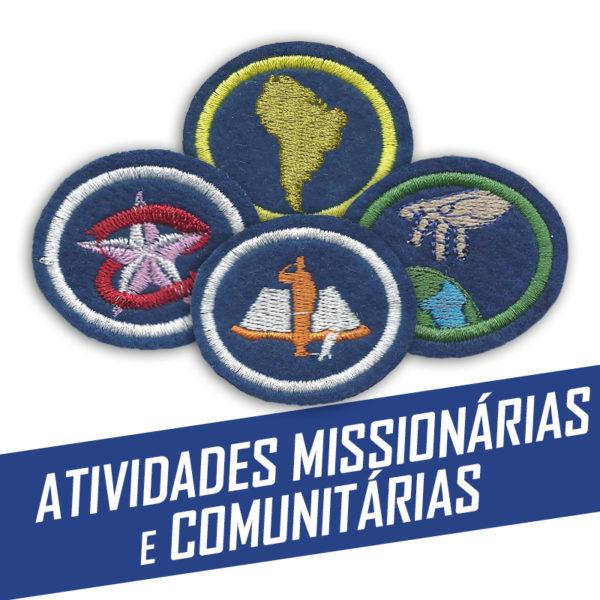 Atividades Missionárias e Comunitárias