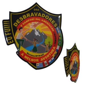 Adesivo V Campori Sul Americano - Resinado-589012828