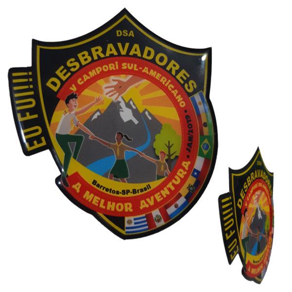 Adesivo V Campori Sul Americano – Resinado