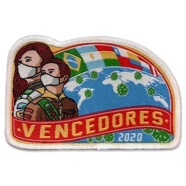 Trunfo comemorativo VENCEDORES 2020