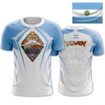 Camiseta Yo Voy DBV - ARGENTINA-1203047388