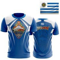 Camiseta Yo Voy DBV - URUGUAY-1486706416