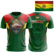 Camiseta Yo Voy DBV - BOLIVIA-121924597