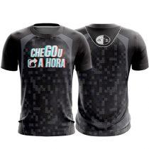 Camiseta Chegou a Hora Sublimada-622043222