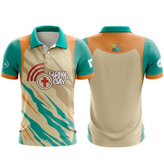 Camisa Polo Global Youth Day