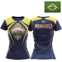 Camiseta Eu Vou DBV Baby Look - BRASIL-497240002