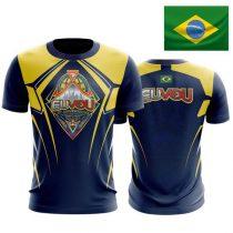 Camiseta Eu Vou DBV - BRASIL-1859367562