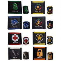 Bracelete de Cargo c/ Prendedor-683945496