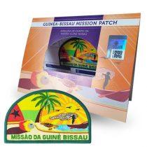 Emblema de campo Missão Guiné Bissau - DBV-294582149