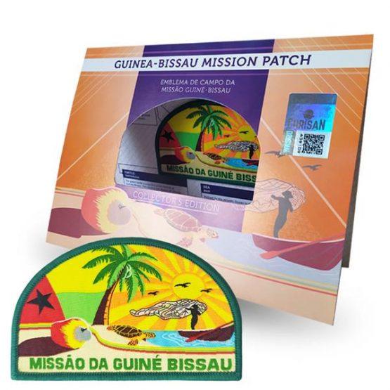 Emblema de campo Missão Guiné Bissau – DBV