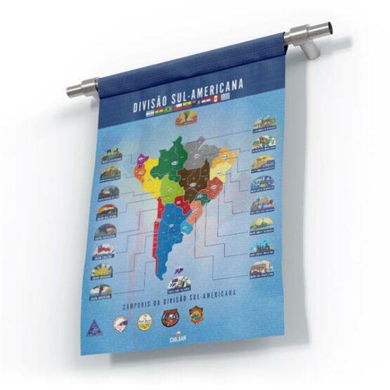 Mapa para colecionador