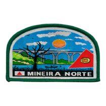 Emblema de Campo Missão Mineira Norte - DBV Adulto-656137871